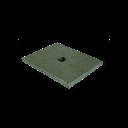 MPT-Gegenhalteplatte Q50-2,5, Q80-2,0, Q100-2,5, Q100-3,5, Q150-2,5
