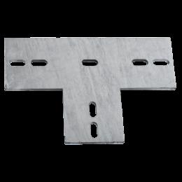 MPT-Winkel- und T-Platte