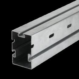 MPT-Tragprofil Q150 3-Schlitz Q150-2,5 3-Schlitz